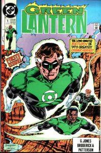 Green Lantern #1 (1990)