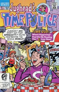 Jughead's Time Police #1 (1990)