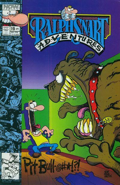Ralph Snart Adventures #19 (1990)