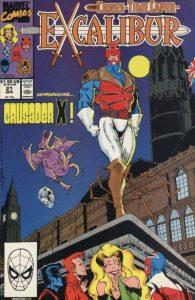 Excalibur #21 (1990)