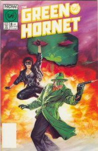 The Green Hornet #6 (1990)