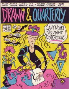 Drawn & Quarterly #1 (1990)