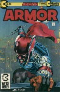 Armor #8 (1990)