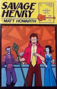 Savage Henry #13 (1990)