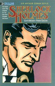 Sherlock Holmes #21 (1990)