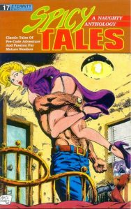 Spicy Tales #17 (1990)