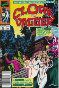 The Mutant Misadventures of Cloak and Dagger #11 (1990)