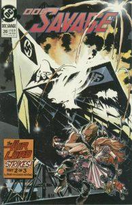 Doc Savage #20 (1990)
