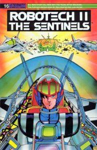 Robotech II: The Sentinels #16 (1990)