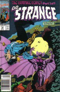 Doctor Strange, Sorcerer Supreme #16 (1990)