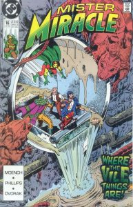 Mister Miracle #16 (1990)