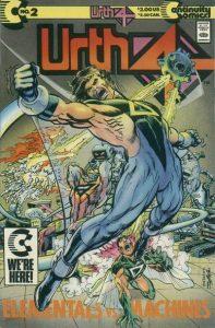 Urth 4 #2 (1990)