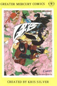 Grips Adventures #3 (1990)