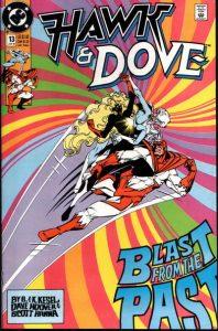 Hawk and Dove #13 (1990)