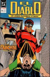 El Diablo #10 (1990)