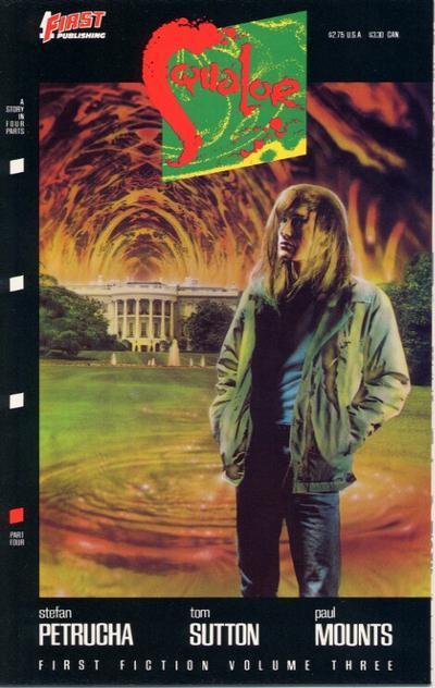 Squalor #4 (1990)