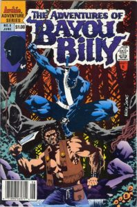 The Adventures of Bayou Billy #5 (1990)