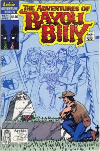 The Adventures of Bayou Billy #4 (1990)