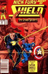 Nick Fury, Agent of S.H.I.E.L.D. #10 (1990)