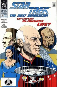 Star Trek: The Next Generation #9 (1990)