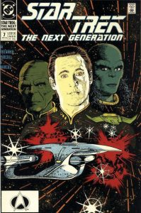 Star Trek: The Next Generation #7 (1990)