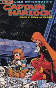 Captain Harlock #6 (1990)