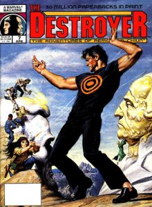 The Destroyer #7 (1990)