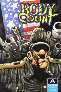 Body Count #4 (1990)