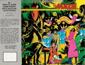 The Maze Agency #11 (1990)