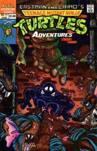 Teenage Mutant Ninja Turtles Adventures #11 (1990)