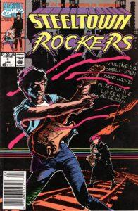 Steeltown Rockers #1 (1990)