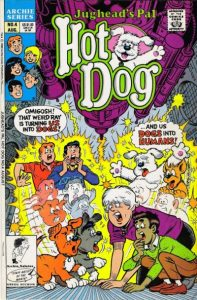 Jughead's Pal Hot Dog #4 (1990)