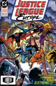 Justice League Europe #15 (1990)