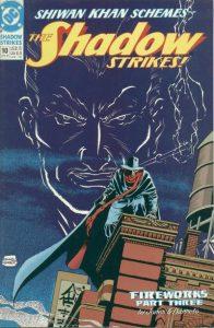 The Shadow Strikes! #10 (1990)