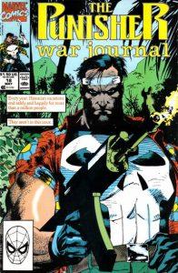The Punisher War Journal #18 (1990)