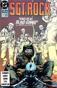 Sgt. Rock Special #8 (1990)