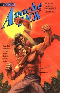 Apache Dick #4 (1990)
