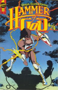 Hammer of God #4 (1990)