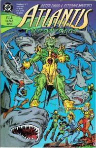 The Atlantis Chronicles #4 (1990)