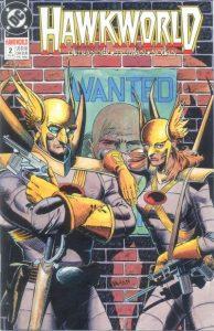 Hawkworld #2 (1990)
