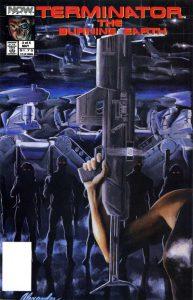 The Terminator: The Burning Earth #3 (1990)