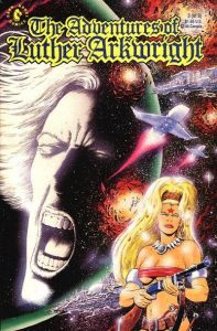 Adventures of Luther Arkwright #3 (1990)