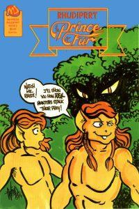 Rhudiprrt, Prince of Fur #2 (1990)