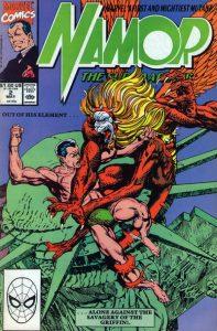 Namor, the Sub-Mariner #2 (1990)