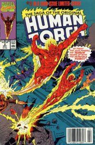 Saga of the Original Human Torch #2 (1990)