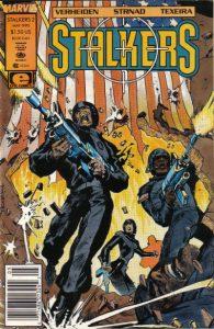 Stalkers #2 (1990)