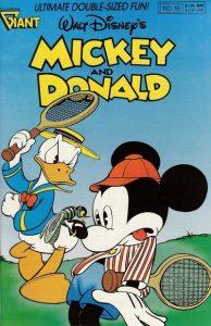 Walt Disney's Mickey and Donald #18 (1990)