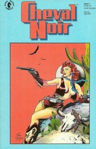Cheval Noir #7 (1990)