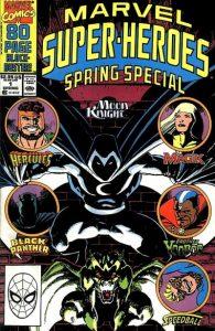 Marvel Super-Heroes #1 (1990)