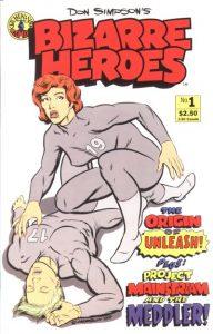 Bizarre Heroes #1 (1990)